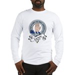 Lamont Clan Badge Long Sleeve T-Shirt
