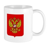 Proud To Be A Russian Grandpa Mug