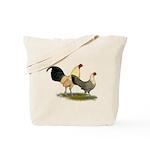 OE Bantams Cream Buttercup Tote Bag