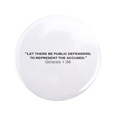 "PD / Genesis 3.5"" Button (100 pack)"