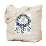 Inglis Clan Badge Tote Bag