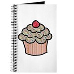 Country Calico Cupcake Journal