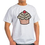Country Calico Cupcake Light T-Shirt