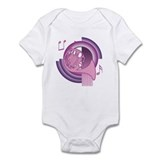 French Horn Deco3 Onesie