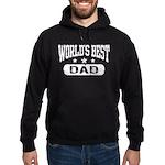 World's Best Dad Hoodie (dark)
