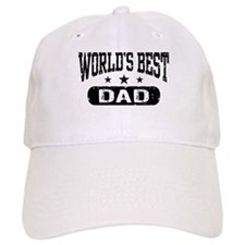 World's Best Dad Cap