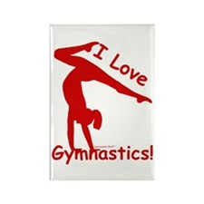 Gymnastics Magnets (10) - Love