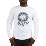 Horsburgh Clan Badge Long Sleeve T-Shirt