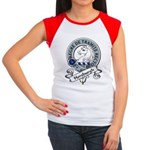 Horsburgh Clan Badge Women's Cap Sleeve T-Shirt
