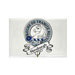 Horsburgh Clan Badge Rectangle Magnet (10 pack)