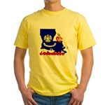 ILY Louisiana Yellow T-Shirt