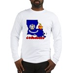 ILY Louisiana Long Sleeve T-Shirt