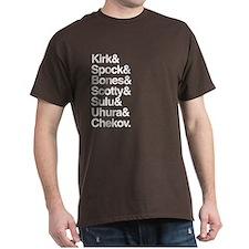 Star Trek Crew T-Shirt