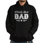 World's Best Dad Hoodie (dark)