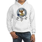 Hay Clan Badge Hooded Sweatshirt
