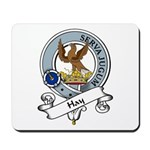 Hay Clan Badge Mousepad