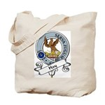 Hay Clan Badge Tote Bag