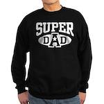 Super Dad Sweatshirt (dark)