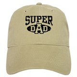 Super Dad Baseball Cap