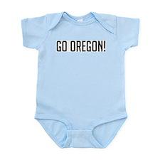Go Oregon! Infant Creeper