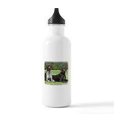 German Shorthaired Pointer 9J37D-09 Water Bottle