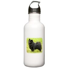 German Spitz 9W014D-009 Sports Water Bottle