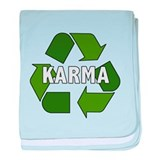 Recycle Karma baby blanket