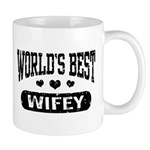 World's Best Wifey Mug