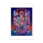 Offering to Quetzalcoatl Mini Poster Print