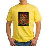 Offering to Quetzalcoatl Yellow T-Shirt