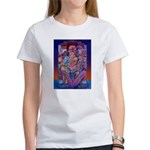Offering to Quetzalcoatl Women's T-Shirt