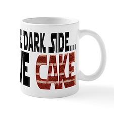 Dark Side of Cake Mug