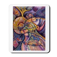 Huichol Eagle Mousepad