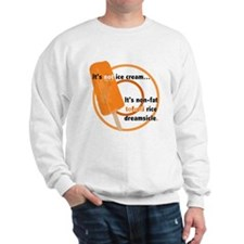 Tofutti Rice Dreamsicle Sweatshirt