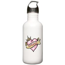 Sweetheart Paige Custom Princ Water Bottle