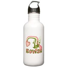 Rainbow and Stars Rowan Perso Water Bottle