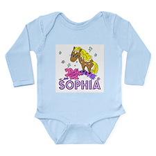 I Dream Of Ponies Sophia Onesie Romper Suit