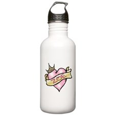 Sweetheart Zoe Custom Princes Water Bottle
