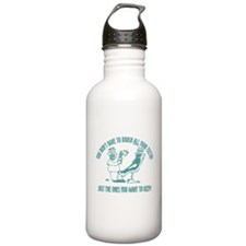 Just the ones you want to kee Sports Water Bottle