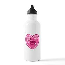 Voted Best Teacher EVER Water Bottle