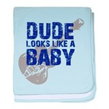 Aerosmith Parody Baby Boy baby blanket