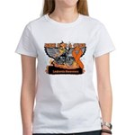 Leukemia Ride For a Cure Women's T-Shirt