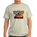 Leukemia Ride For a Cure Light T-Shirt