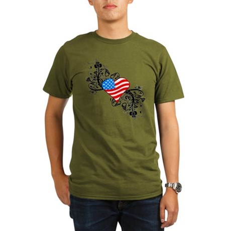 4th Of July / Independence Da Organic Men's T-Shir
