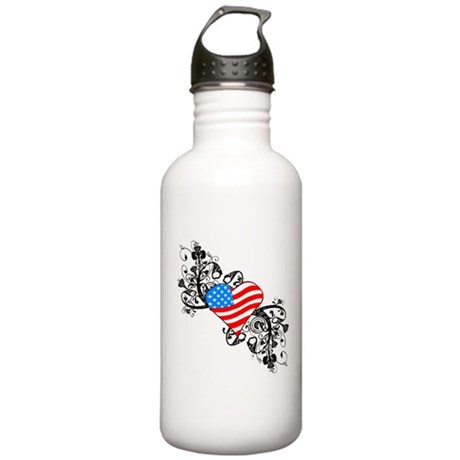 4th Of July / Independence Da Stainless Water Bott