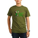 Tell Your Mom To Slow Down Organic Men's T-Shirt (