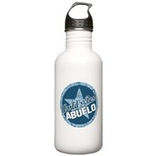World's Best Abuelo Sports Water Bottle