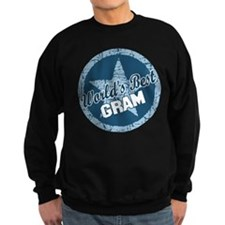 Worlds Best Gram Sweatshirt