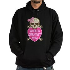 World's Greatest MOM Goth Sku Hoodie