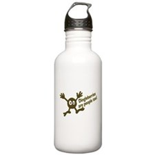 Dingleberries Are People Too! Sports Water Bottle